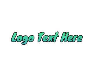 Summer - Summer Breeze Wordmark logo design