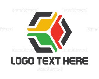 Nursery - Triple L Cube logo design
