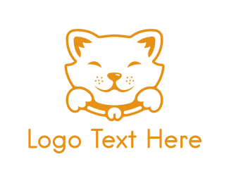 Japan - Akita Puppy logo design