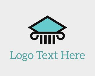 Aqua Pillar Logo