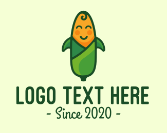 Cartoonish - Baby Corn logo design