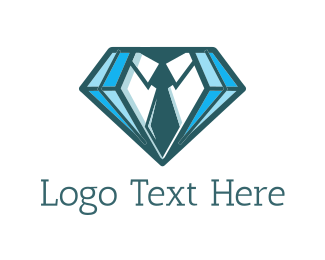 Diamond - Diamond Suit  logo design
