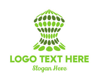 Cocoon - Tech Cocoon logo design