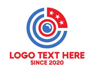 Target - American Target logo design