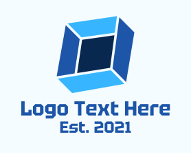 """""""Geometric Container Box"""" by royallogo"""