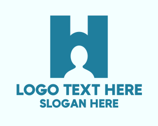 Freelancer - Profile Letter H logo design