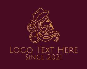 Fashion - Fashion Styling Cartoon logo design