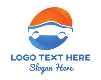 Carwash - Fast Car logo design