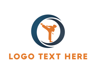 Champion - Champion Karate logo design