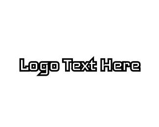 Automotive Technology Font Logo
