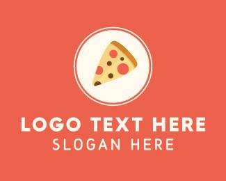 Snack - Pizza Restaurant logo design