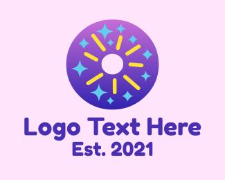 Kids Apparel - Starry Zero logo design