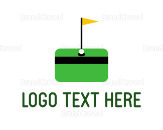 Credit - Money Golf logo design