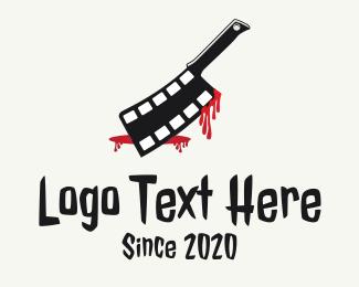 Directing - Deadly Thriller Film logo design
