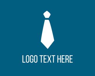 Career - White Tie logo design