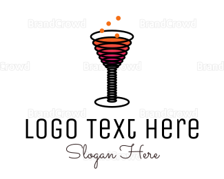 Cheers - Sparkling Drink logo design