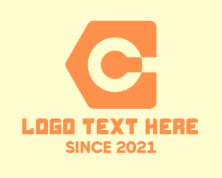 Buying - Business Letter C Tag logo design