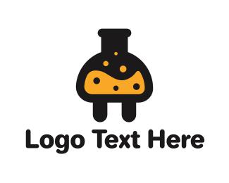 Plug - Plug Lab logo design