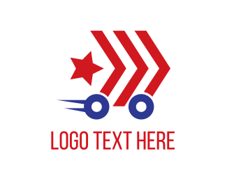 Army - Military Car logo design