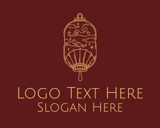 Chinese - Chinese Lantern  logo design