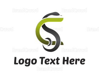 Customer Support - Black Serpent logo design