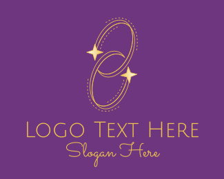Stars - Mystic Shooting Star logo design