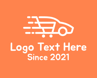 Delivery - Grocery Delivery logo design