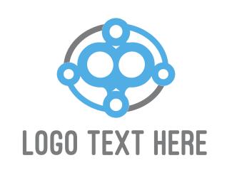 Bubble - Tech Bubbles logo design