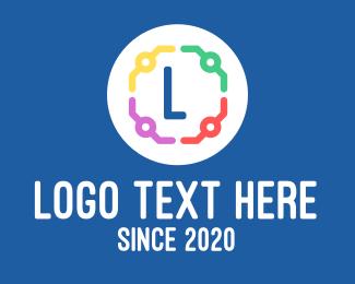 Organization - Community Organization Lettermark logo design