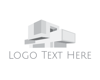 Structure - Modern Architecture logo design