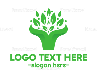 """""""Green Leaf Bouquet """" by town"""