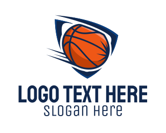 Athlete - Basketball Varsity Team logo design
