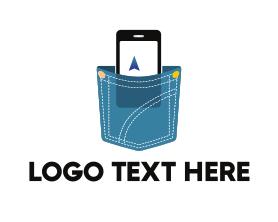 Holiday - Phone & Pocket logo design