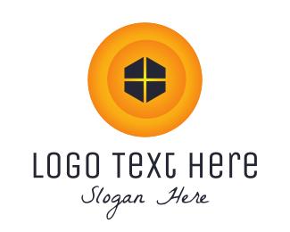 Furniture - Yellow Window logo design