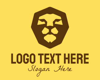 """Safari Lion Head"" by RistaDesign"