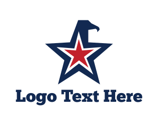Sports - Eagle Star logo design