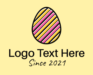 Renovation - Interior Renovation Egg logo design