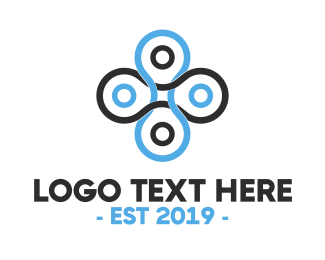 Connection - Chain Link logo design