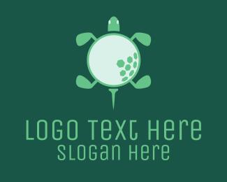 """Golf Turtle "" by FishDesigns61025"