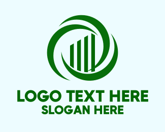 Eco Friendly - Eco Friendly Tower logo design