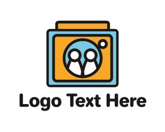 Cinema - Digital Camera logo design