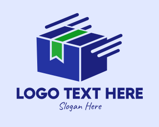 Package - Fast Package Delivery  logo design