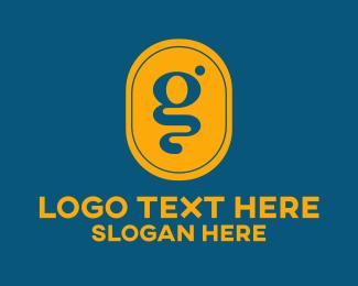 Elegant Letter G Emblem logo design