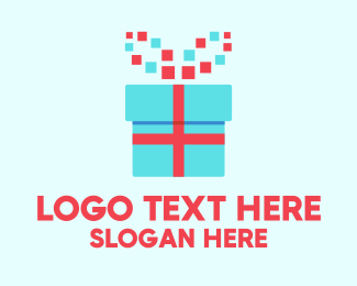Digital - Digital Gift logo design