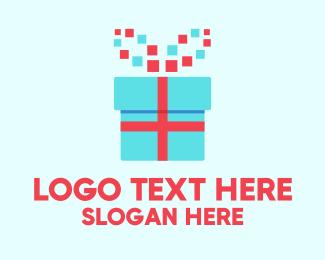Digital Gift logo design