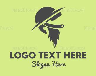 Hat - Beard & Hat logo design