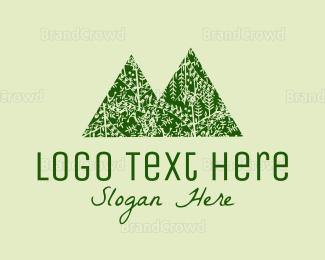 Nappy - Blue Mountain logo design