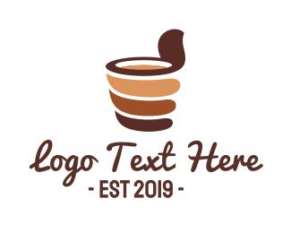 Drink - Chocolate Drink logo design