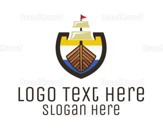 Emblem - Seaside Emblem logo design