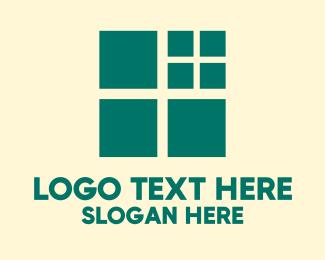 Ethical Investing - Modern Generic Squares logo design